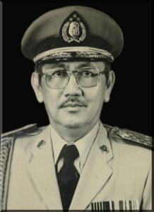MAYJEN POL DRS. R. NOERJONO